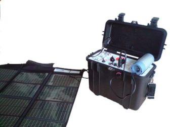 Générateur solaire 220V 12V 150W GSN18