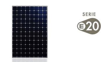 Serie E20 de SunPower