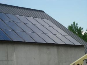 Intégration Solar Composite&Sillia énergie