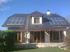 Panneaux solaires intégrés installés par Activolt