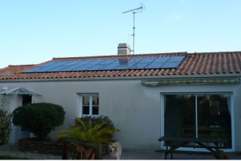 Installation effectuée par Eo-solar