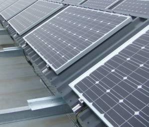 Un panneau photovoltaïque thermique