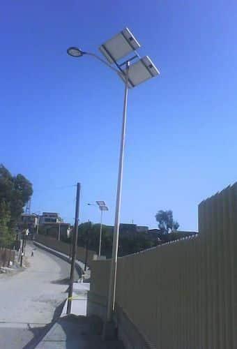 Des microcontrôleurs dans les panneaux solaires