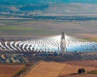 Energie solaire thermodynamique- Central Arizona