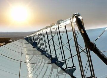Energie solaire thermodynamique