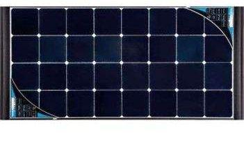 Panneau solaire haut-rendement pour bateaux de Vechline