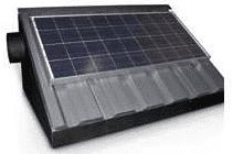 Panneaux solaires hybrides Solarduct PV/T