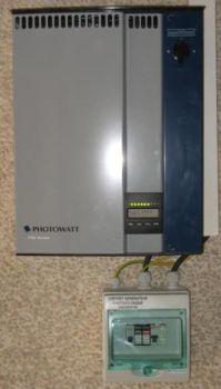 Onduleur photovoltaïque installée par Toiturelec