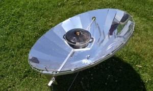 Un four solaire