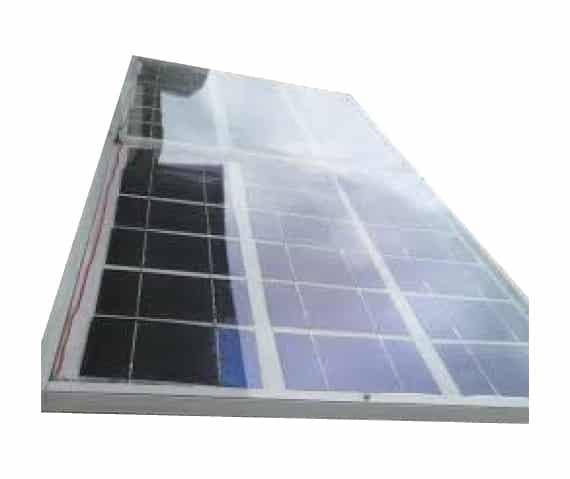 Fabriquer son propre panneau solaire et bien l'installer dans un coffre