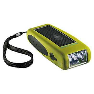 Lampes solaires de poche - très pratiques